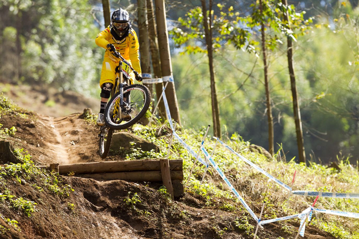 ,during the 2011 Pietermaritzburg UCI World Cup #1, South Africa.
