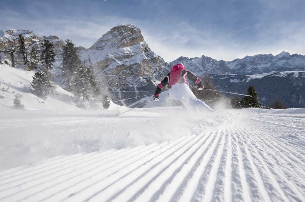ALTA BADIA WINTER SKIPARK