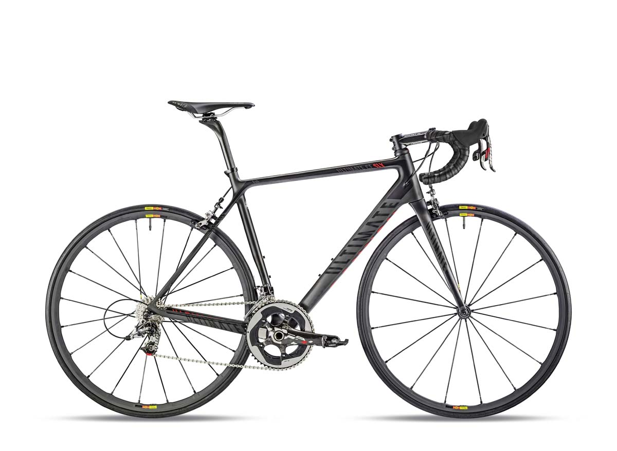 Pure Cycling Ultimate CF SLX 9.0 SL, Seitenansicht