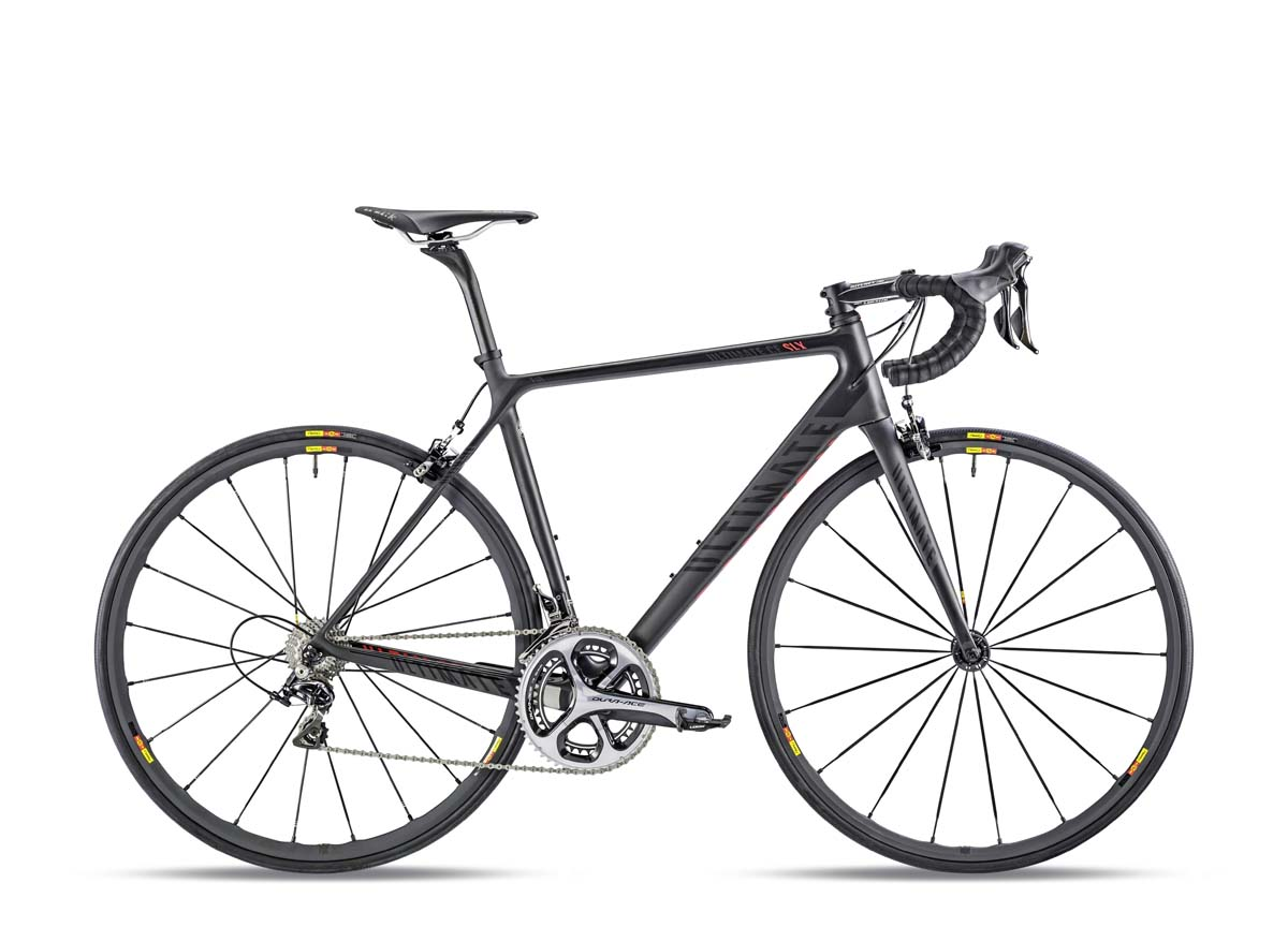 Pure Cycling Ultimate CF SLX 9.0, Seitenansicht