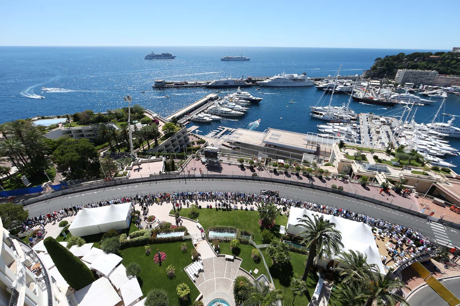 F1 GP Monaco 2014 Qualifying