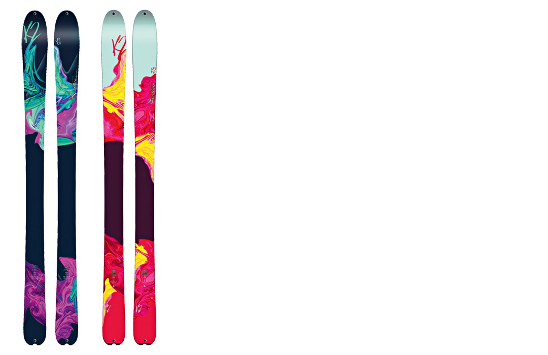 K2 Women Freeride Potion-Modelllinie