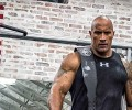 "Global Partnerschaft von Dwayne ""The Rock"" Johnson und Under Armour"