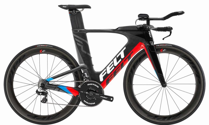 Felt IA: Integrated Aero für Speed-Maximum