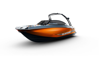 Scarab 255 IMPULSE, Radiant Orange