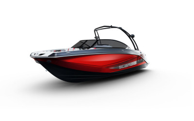 Scarab 255 IMPULSE, Laser Red