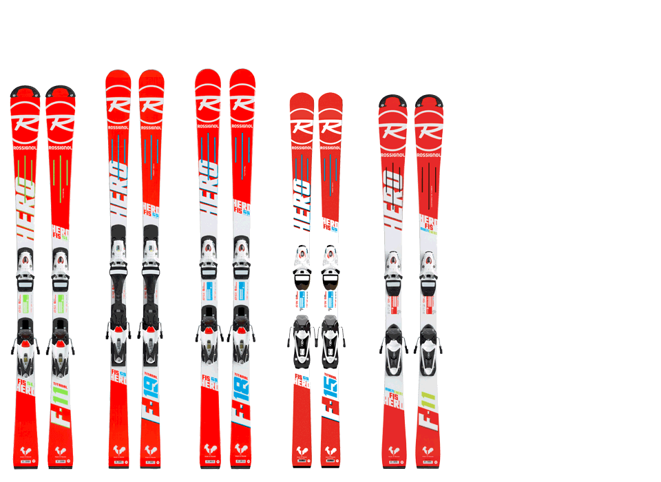 Rossignol Hero Race Expert Junioren, 2016/17