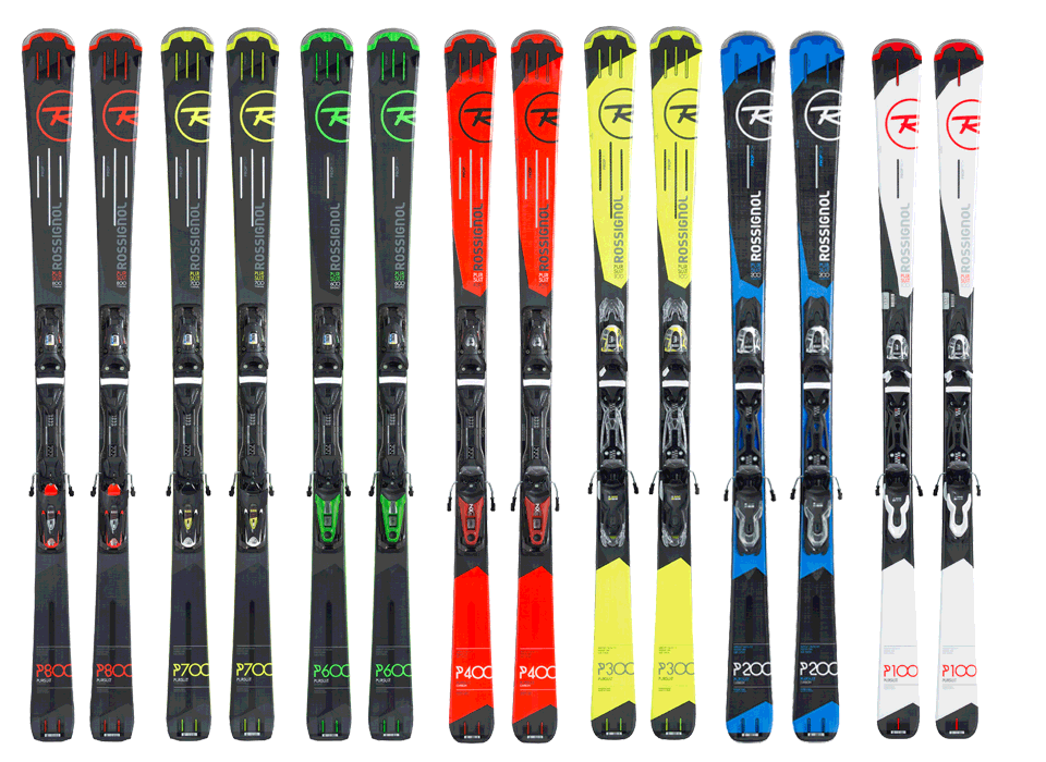 Rossignol Pursuit, 2016/17