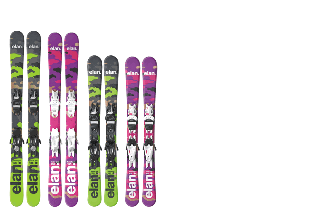 Bild Elan Freeski Junior, Palette 2016/2017