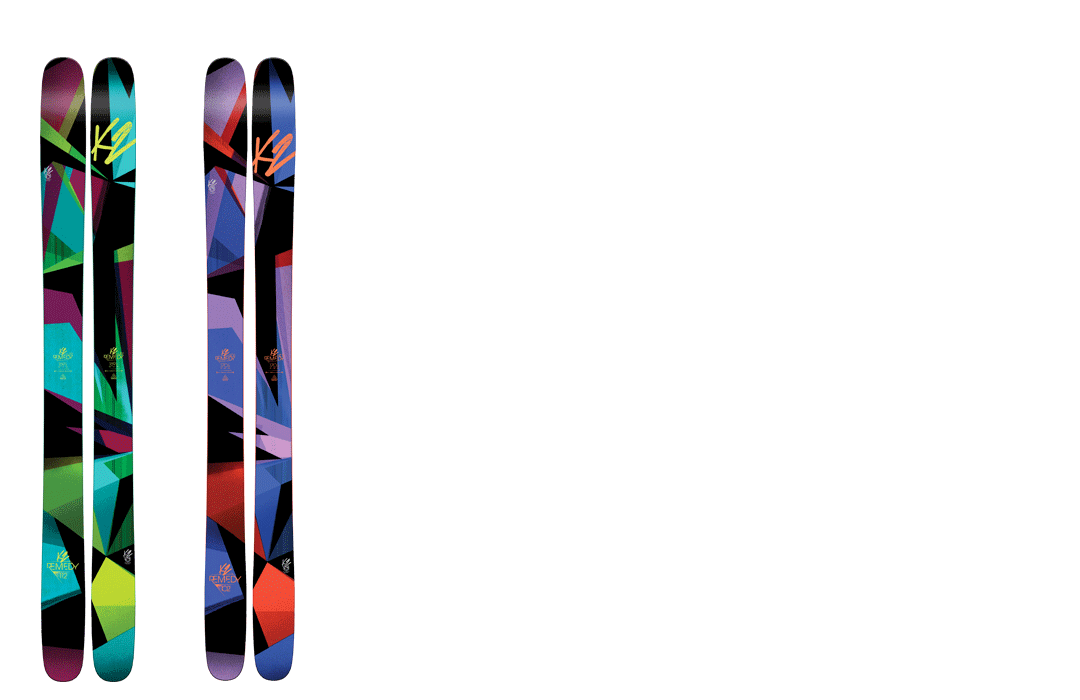 Bild K2 Palette Remedy Freeride Women, 2016/17
