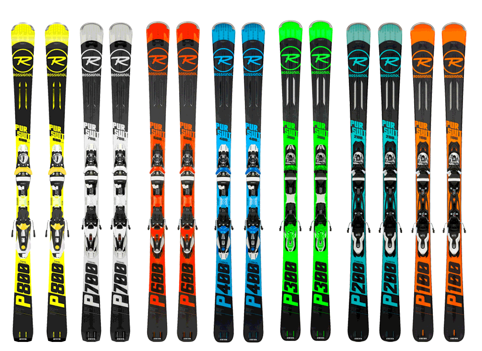 Rossignol Pursuit 2017-2018